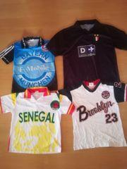 Fussball Shirts 140 bis 164
