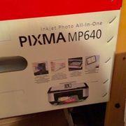 Drucker Canon Pixma MP640