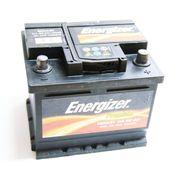 Autobatterie 44 Ah nur kurz