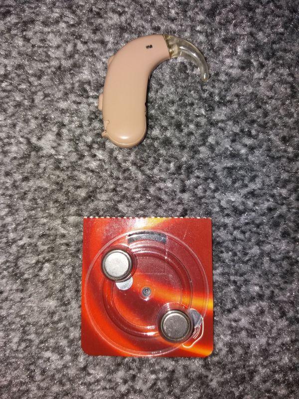 Digitales Hörgerät HdO Hörhilfe Hörgeräte