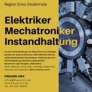 Mechatroniker Elektriker für Instandhaltung EF