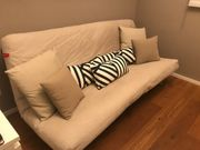 Schlafcouch Innovation taupe beige