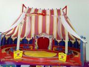 Playmobil Zirkus Riesenrad Ferienhaus Polizei