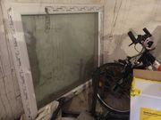 Schüco Fenster weiß 1460x1330 L
