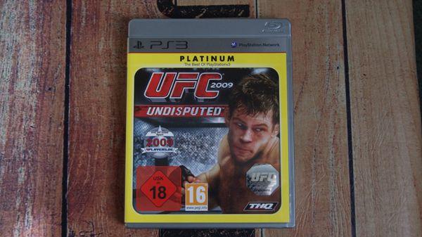UFC Undisputed 2009 PS3