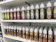 fertige E-Zigarette Liquid