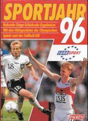 Sportbuch Sportjahr 1996