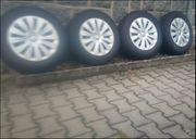 VW Winterreifen neuwertige Fulda 195