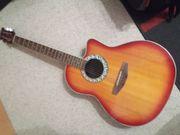 Roundback Gitarre Harley Benton
