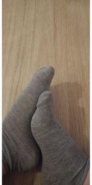 Noch neue Socken
