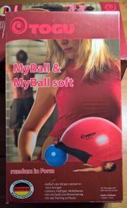 5x Togu MyBall 3x 55cm