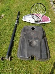 Basketballkorb zu verschenken