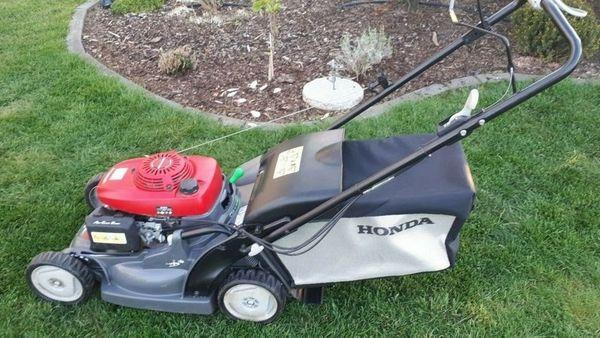 Honda Benzin-Rasenmäher