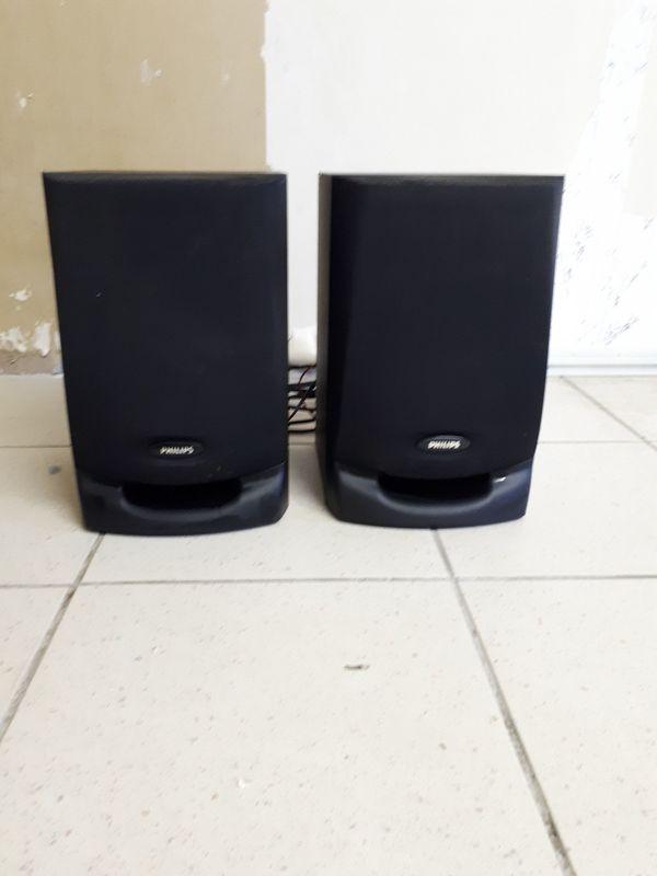Lautsprecher Philips günstig zu verkaufen