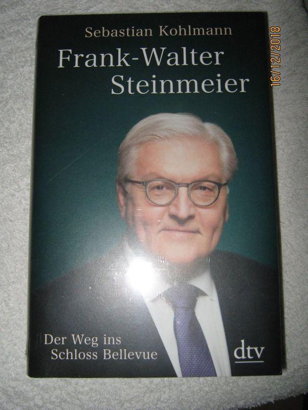 FRANK-WALTER STEINMEIER - DER WEG INS