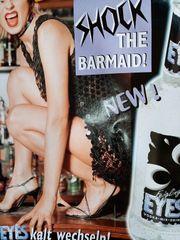 Shock the Barmaid Plakat 2005
