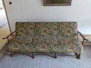 couch mit Kissen zu verschenken