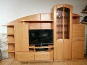Schrankwand Wohnwand modern zu verkaufen