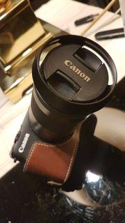 Canon M10 black mit EFM