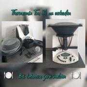 Thermomix Tm 31 mit Varoma