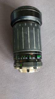 Foto MINOLTA XG-M und3 Teleobjektíve
