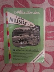 Reiseführer Wanderführer Millstatt See Ist