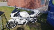 verkaufe meine Yamaha FZR 600