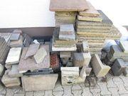 Waschbetonplatten Steinplatten Natursteine Pflastersteine