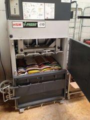 Kartonpresse HSM 610