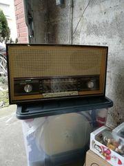 Loewe Opta Röhrenradio von 1962