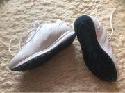 neue Reebok Leder Sneaker Gr