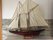 Schönes Segelschiff Model