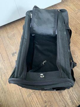 Transporttasche Hundekorb Katzenkorb: Kleinanzeigen aus Möggers - Rubrik Zubehör für Haustiere