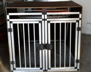 Hunde Auto Käfig