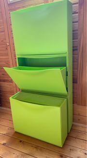 IKEA Trones 4x grün