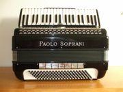 Akkordeon accordion fisarmonica Paolo Soprani