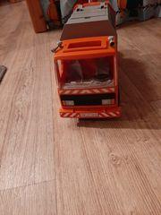 Müllfahrzeug Playmobil