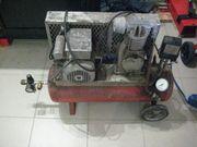 Druckluftkompressor mit elektrischem Defekt 1