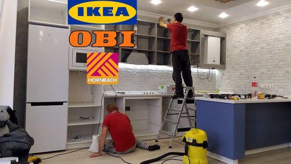 Küchenmontage Küchenabbau Möbelmontage Möbelabbau Ikea