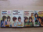 alte Schneider Bücher Hanni und