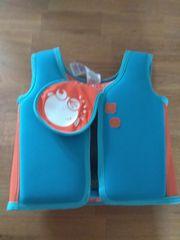 Schwimmweste Kinder 15-18kg 2-3 Jahre