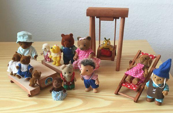 Bear Family von Simba - Figuren