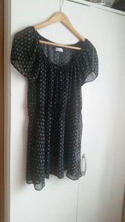 Schwarze Bluse zu verkaufen