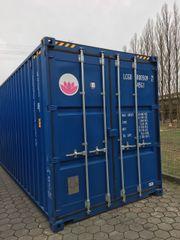 See- Lagercontainer Garage Abstellplatz -neu-