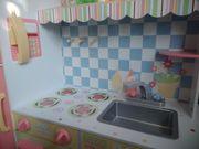 Kinderküche Spielküche mit Zubehör