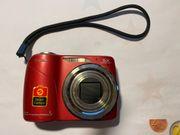Digitalkamera Kodak easyshare C190 rot