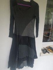 Langes Kleid für kalte Tage