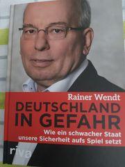 Deutschland in Gefahr