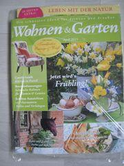 Zeitschrift Wohnen Garten April 2021 -