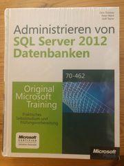 Microsoft Training Administrieren von SQL